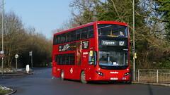 EvoCanons (londonbusexplorer) Tags: metroline travel volvo b5lh mcv evoseti vmh2438 lk18afo 107 new barnet edgware tfl london buses