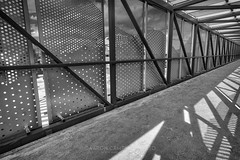Light & Shadows, 2019.02.07 (Aaron Glenn Campbell) Tags: 3xp ±3ev hdr macphun skylum aurorahdr nikcollection analogefexpro viveza bw blackandwhite clinchave downtown knoxville knoxcounty tennessee sunlight shade shadows winter sony a6000 ilce6000 mirrorless rokinon 12mmf2ncscs wideangle primelens manualfocus emount