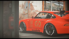 RWB Porsche 993 '95 | GTA V (Stellasin) Tags: angeles game gaming audi dark darkness car cars water beauty beautiful blur buildings city clouds camaro chevrolet california downtown weather reflection sea ferrari graphics gta gtav grass hot highway photography sky los mods mountains motion night overcast road porsche screenshot sun sunrise sunset street trees v z28