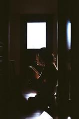 Afternoon Doorway1 (rainflies) Tags: canonef canon blackbeauty camera canonefbody silhouette film filmphotography 35mm 35mmfilm grain kodak portra160 2 boudoir boudoirphotography filmboudoir boudoironfilm analog analogue analogcamera analogphotography lingerie shootfilm filmshooter ishootfilm filmisnotdead staybrokeshootfilm afternoon sun shadows naturallight windowlight
