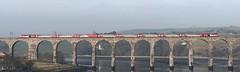 London North Eastern Railway Class 43 (25/02/2019) (CYule Buses) Tags: royalborderbridge eastcoastmainline londonnortheasternrailway lner highspeedtrain hst class43