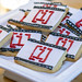 Ashland Independent Film Festival cookies from Jolene's Sweets