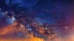 Ascending Antares Before Dawn (BenedekM) Tags: nature milkyway antares antaresregion stars galaxy starlight lights darkness dark nikon d3200 nikond3200 sigma1750f28 universe space nebula dawn
