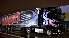 D - Kubo DAF XF SSC (BonsaiTruck) Tags: kubo daf nacht night nuit lkw lastwagen lastzug truck trucks lorry lorries camion caminhoes