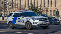 Ford Utility Interceptor (NoVa Truck & Transport Photos) Tags: ford utility interceptor department homeland security federal protective service police marked cruiser law enforcement first responder