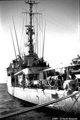 warships-corvetta-f542-aquila-trieste-1969-mag-30_10888352464_o (t.libra) Tags: warships corvette trieste f542aquila marinamilitare 1969