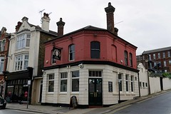Rochester, Britania Bar & Cafe (2019) (Dayoff171) Tags: gbg greatbritain boozers england europe unitedkingdom publichouses pubs kent medway
