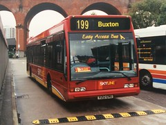 V212 ENU (nevetsyam1404) Tags: skyline wellglade trentbarton trentbuses trent b46f l1150 excel optare optareexcel optareexcell1150 212 v212enu