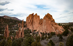 Garden of the Gods (Jenny C.) Tags: mountains landscape colorado garden gods rock formation springs nature outdoors coloradosprings
