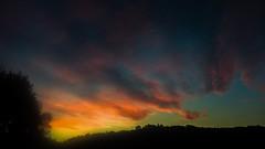 Ciel!!!  ;-) (Isabelle****) Tags: céret pyrénéesorientales france couleurs
