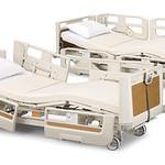 医療向け電動ベッドの写真