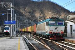 E652 097 I-MIR (Maurizio Boi) Tags: mercitaliarail imir cargo e652 tigre treno train zug rail railway railroad ferrovia eisenbahn locomotiva locomotive italy