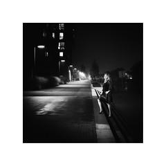Film Noir XXXIII (Passie13(Ines van Megen-Thijssen)) Tags: filmnoir kiki woman portrait portret weert netherlands dark night nightscape blackandwhite bw sw zw zwartwit monochroom monochrome monochrom canon sigma35mmart inesvanmegen inesvanmegenthijssen