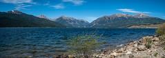 Twin Lakes (San Francisco Gal) Tags: twinlakes colorado lake water mountains coloradorockies june 2018 cloud sky
