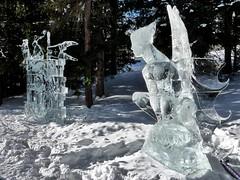 Tatry Ice Master - ice statues, High Tatras, Slovakia (Govisity.com) Tags: slovakia slovensko tatry tatra mountains hrebienok ice master tatraicedome tatranskyladovydom high tatras national park