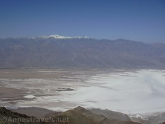Dantes View (annestravels2) Tags: deathvalleynationalpark deathvalley california desert dantesview badwater telescopepeak mountains valley
