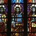 Musicerende engelen in art deco, kapel Sint-Jozefseminarie (Borgerstein)
