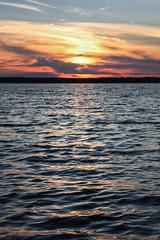 126-1 (Andre56154) Tags: schweden sweden sverige wasser water ufer see lake himmel sky wolke cloud sonne sun sonnenuntergang sunset