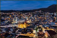 Guanajuato nocturna (Totugj) Tags: nikon hora azul urbanscape vista urbana guanajuato paisaje urbano méxico nocturna