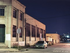 Eastside (ADMurr) Tags: la eastside night mission rd prius toyo lf kodak ektar dad279