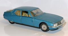 Citroen SM (2671) Verem L1190881 (baffalie) Tags: auto voiture miniature die cast toys jeux jouet automobile car coche solide maserati solido
