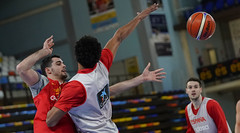 Entrenamientos #SelMAS 20/02/2019 (Baloncesto FEB) Tags: futbol madrid espaã'a españa