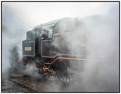 Steam Gala - East Lancashire Railways (steve.gombocz) Tags: steamtrainphotos steam trainz flickrtrains flickr steamtrainphotograph nicepicture steamtrainphotography outdoors 80080 tank colour colours color colourmania flickraddict eastlancashirerailway railway black smoke steamlocomotive steamtrain locomotive train railwayline exploreflickr nikon nikond810 nikonusers nikoneurope nikoncamera nikkor nikonfx nikon2401200mmf40 bury buryboltonstreetstation steamgala