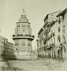 Coso Medio 1860 (GAZA - Gran Archivo Zaragoza Antigua) Tags: 1860