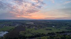 Sunset over Brenham 3-17-19 (Brian Gaskamp) Tags: brenham texas unitedstatesofamerica us