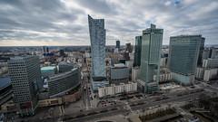 Warsaw (Rafał Jędrasiak) Tags: warsaw warszawa 2019 pkin center sony a6500 emount landscape city