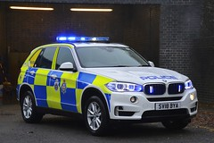 SV18 BYA (S11 AUN) Tags: durham constabulary bmw x5 anpr police armed response arv roads policing unit rpu 999 emergency vehicle policeinterceptors sv18bya