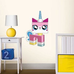 Staticker Unikitty - Wall