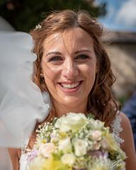 Bride 0742 (Peter Goll thx for +12.000.000 views) Tags: 2018 kirche katholisch stxystus marriage nikon wedding nikkor hochzeit büchenach trauung erlangen bayern deutschland de bride flower blumen portrait woman frau