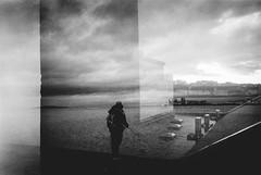(whitey_hendrix) Tags: edinburgh granton film multipleexposure lomolca blackandwhite