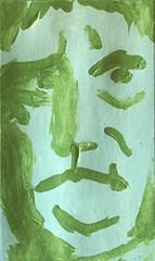 2018.11.25 Worried (Julia L. Kay) Tags: juliakay julialkay julia kay artist artista artiste künstler art kunst peinture dessin arte woman female sanfrancisco san francisco sketch dibujo selfportrait autoretrato daily everyday 365 self portrait portraiture face dpp dailyportraitproject acrylic acrylics acrylicpaint paint painting paper canvas panel