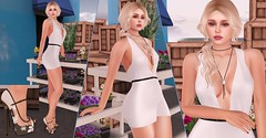 beautiful people (Dan Gericault Lol and XD 4Evah) Tags: secondlife sl slfashion zephyr aurealis aurealissl jewelry slackgirl shoes exilehair exile hair mesh akerukaak akerukadeluxe bento head bentohead appliers luneposes