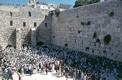 WESTERN WALL, JERUSALEM_jer Western Wall general vw_LR_2.5 (Roger Perriss) Tags: jerusalem rogerphotos crowd templemount westernwall wailingwall