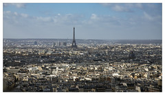 panoramic (Hansoul0) Tags: city landscape panorama panoramic paris france eiffel travel architecture