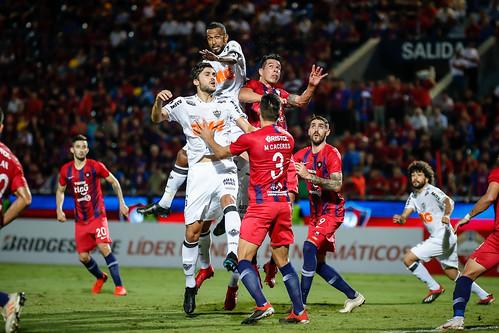 CERRO PORTEÑO x ATLÉTICO 10.04.2019 - Copa Libertadores da América 2019