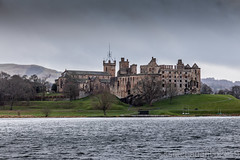 Linlithgow palace (GWMcLaughlin) Tags: loch january scotland palace cloudy uk park canon 2019 24105mm linlithgow mary queen scots 6d ef