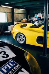 Schuppan (Alex Penfold) Tags: bingo sports japan 2019 porsche 962 schuppan cr 962cr yellow supercars super car cars lemans le mans