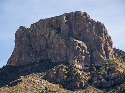Casa Grande Peak - Big Bend National Park