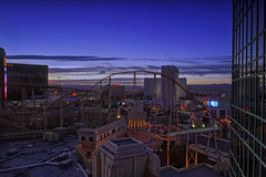 A Room With a View (Gary Burke.) Tags: hotel view wanderlust traveling night evening building architecture outdoor tourism vacation klingon65 travel garyburke city urban citylife cityliving lights roomwithaview buildings trip travelphotography sony a6300 mirrorless sonya6300 seetheworld windows touristattraction sunset dusk bluehour newyorknewyork resort casino lasvegasstrip lasvegas colorful colors nevada nv gambling color vegas vegasstrip nightphotography urbanphotography cityscape rollercoaster ride attraction