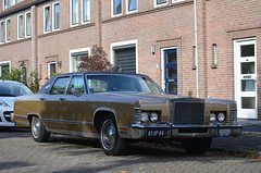 1978 Lincoln Continental 83-UP-84 (Stollie1) Tags: 1978 lincoln continental 83up84 gennep