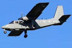 ZG848 (GH@BHD) Tags: zg848 brittennorman bn2 bn2t islander islanderal1 armyaircorps aac bfs egaa aldergrove belfastinternationalairport military aircraft aviation
