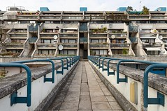 (ilConte) Tags: london londra unitedkingdom uk inghilterra england alexandraroadestate neavebrown brutalism brutalismo brutalist architettura architecture architektur