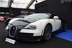 Bugatti Veyron Grand Sport Vitesse 2014 (Monde-Auto Passion Photos) Tags: voiture vehicule auto automobile bugatti veyron grandsport coupé bicolore sportive supercar hypercar rare rareté vente enchère sothebys france paris evenement
