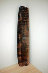 Comb, by Vija Celmins (JB by the Sea) Tags: sanfrancisco california december2018 financialdistrict sanfranciscomuseumofmodernart sfmoma vijacelmins