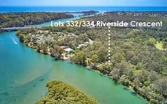 Lots 332 & 334 Riverside Crescent, Brunswick Heads NSW