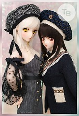 ALICE ☆ ALICE (TURBOW) Tags: doll dollfie toy volks dollfiedream dd dds alicekuonji witchontheholynight mahoutsukainoyoru lightlybattered hisyoeyes lullabypoemwig mimimi